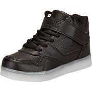 KangaROOS Sneaker High Skyline Light  schwarz