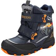 Kappa Winterboots Big Wheel Tex K Boot  blau