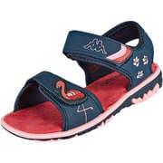 Kappa Blaue Schuhe Flingo K Sandale  blau