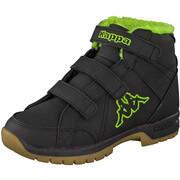 Kappa Sneaker High LOOK K  schwarz