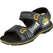 Kappa Graue Schuhe Road Sun K Sandale  grau