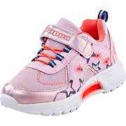 Kappa Kinder Sommerschuhe Snaty K Sneaker  rosa