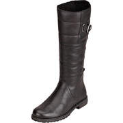 Caprice Stiefel Langschaftstiefel  schwarz