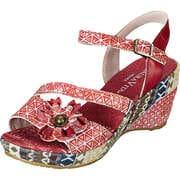 Laura Vita Damen Sommerschuhe Sandale  bunt