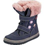 Leone for kids Stiefeletten Klett Boots  blau