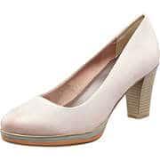 Leone Schuhe Plateaupumps  rosa
