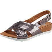 Maca Kitzbühel Sommerschuhe Sandale  dunkelbraun