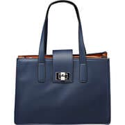 Marco Tozzi Taschen Henkeltasche  blau