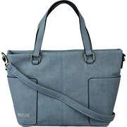 Mustang Handtaschen Mason Henkeltasche  blau