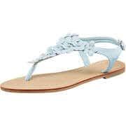 Massin Sommerschuhe Sandale  blau