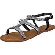 Aktueller Prospekt Sandale  schwarz