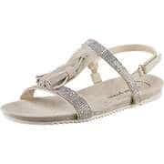 Max Poway Sommerschuhe Sandale  beige