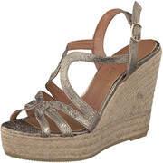 Maypol Riemchen Sandale  gold