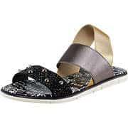 Movie´s Sommerschuhe Sandale  schwarz