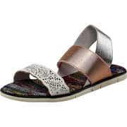 Movie´s Riemchen Sandale  weiß