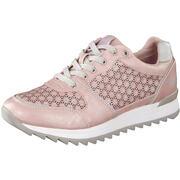 Mustang Sneaker Low Schnürsneaker  rosa