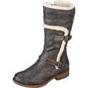 Mustang Stiefel Stiefel  grau
