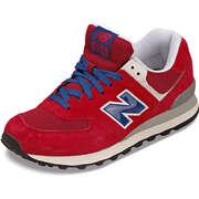 New Balance Sportschuhe ML 574 UR  red