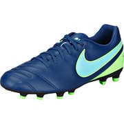 Nike Performance Back to School Jr Tiempo Rio III FG  navy