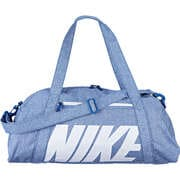 Nike Performance Blaue Schuhe W Gym Club Sporttasche  blau