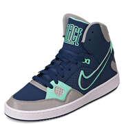 Nike Sportswear High Top Sneaker Son of Force Mid  blau