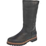 Panama Jack Gefütterte Schuhe Winter Bambina B104  schwarz