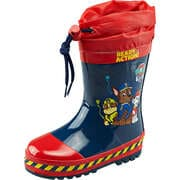 Paw Patrol Wasserfeste Schuhe Gummistiefel  rot