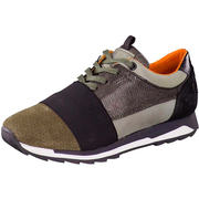 Post Xchange Sneaker Low Schnürsneaker  grau