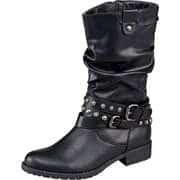 Puccetti Klassisch Stiefel  schwarz