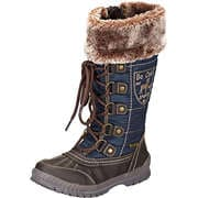 Puccetti Winterstiefel Tex Boot  braun
