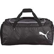 Puma Lifestyle Schwarze Schuhe Fundamentals Sports Bag L  schwarz
