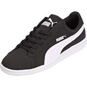 Puma Lifestyle Sneaker Low Puma Smash Nubuck  schwarz