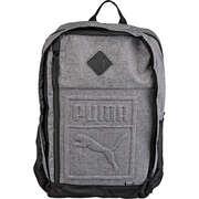 Puma Lifestyle Graue Schuhe S Backpack Rucksack  grau