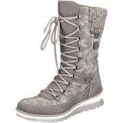 Remonte Graue Schuhe Schnürstiefel  grau