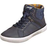 Revenge High Sneaker Schnür-Boot  blau