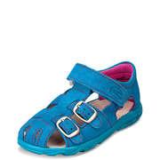 Richter Sandalen Flat-Sandale  blau
