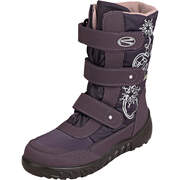 Richter Winterstiefel Tex-Boot  aubergine