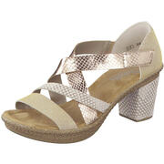 Rieker Schuhe Sandale  rosa