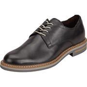 Romano Sicari sportliche Business Schuhe Schnürer  schwarz