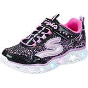 Skechers Sneaker Low S Lights Galaxy Sneaker  bunt