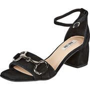 BIBI LOU Damen Sommerschuhe Sandale  schwarz