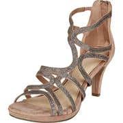 Marco Tozzi Damen Sommerschuhe Sandale  rosa