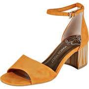 Marco Tozzi Damen Schuhtrends Sandale  orange