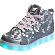 Skechers Sneaker High S Lights Energy Lights E Pro  silber