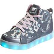 Skechers Sneaker High S Lights Energy Lights E Pro  silber