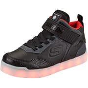 Skechers Sneaker High Energy Lights Merrox  schwarz