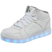 Skechers Schuhe Energy Lights Sneaker High  weiß
