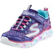 Skechers Kinder Sommerschuhe Galaxy Lights Sneaker  bunt