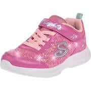 Skechers Rosa Schuhe Glimmer Kicks  rosa
