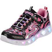 Skechers Leuchtschuhe Heart Life Sneaker  bunt